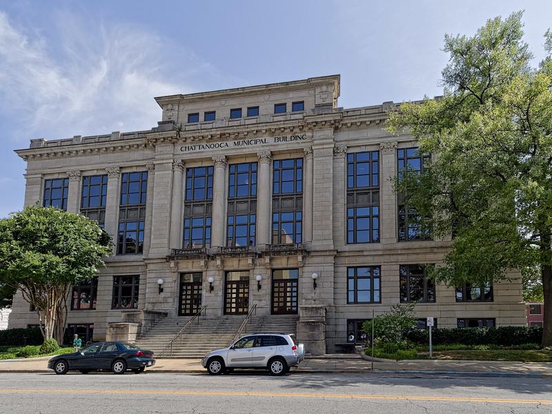 1907 Chattanooga City Hall Building