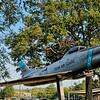 F-86L Sabre Jet at Centennial Park