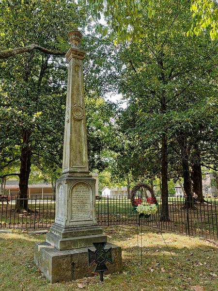 Sam Davis Gravesite, Smyrna, Tennessee