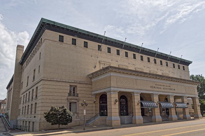 Chattanooga's Soldiers and Sailors Memorial Auditorium