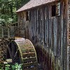 Cable Grist Mill in Cades Cove