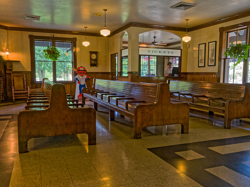 Chattanooga Grand Junction Waiting Room