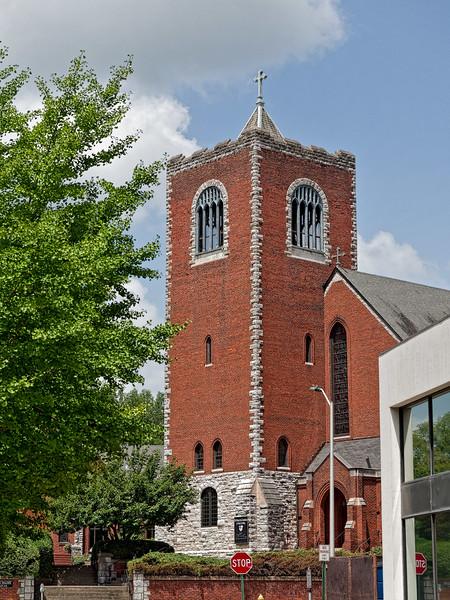 Chattanooga's St. Paul's Episcopal Church