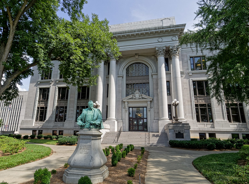 Hamilton County Tennessee Courthouse