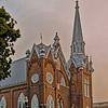 1889 First Methodist Church McMinnville