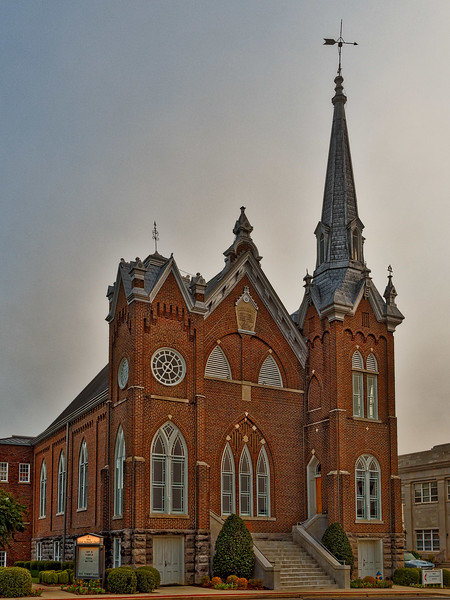 McMinnville's First Methodist