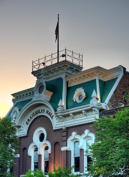 Cleveland's Craigmiles Hall