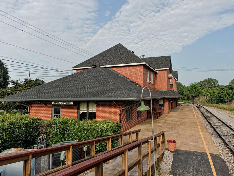 Chattanooga Grand Junction Depot