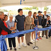 Tennis Center Dedication :