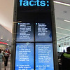 Terminal 3 fun facts.