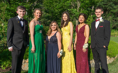 Terry - Prom June 2017