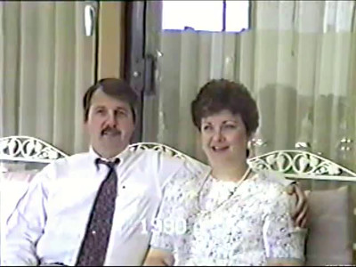 Part 1 - 1990 - Rich's Dad is asking Rich &Terry about their trip to Dallas, Texas