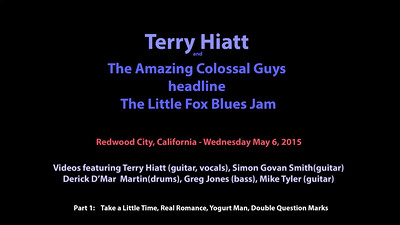 Terry Hiatt and The Amazing Colossal Guys - Part 1 with title
