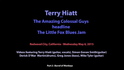 Terry Hiatt and The Amazing Colossal Guys - Part 2