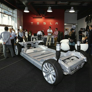 Tesla Factory Tour & VIP Reception 08/19/14