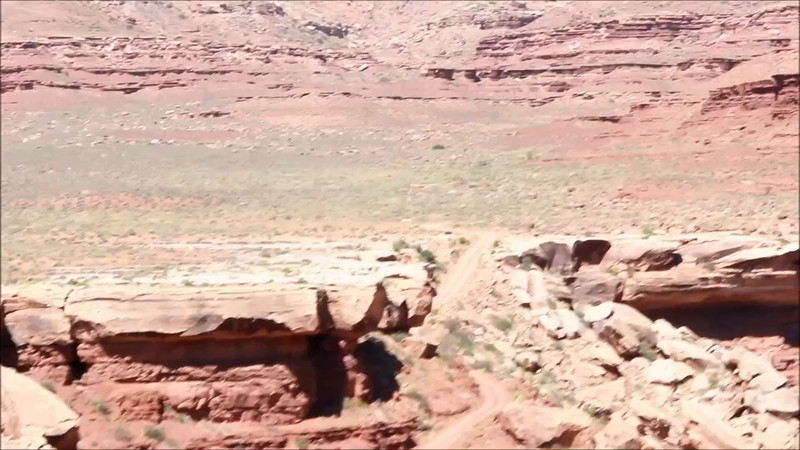 July 02,2014, Part 2a<br /> Lathrop Canyon, White Rim Trail, Canyonlands NP<br /> Due to Smugmug time limits on video, this one is split into two sections