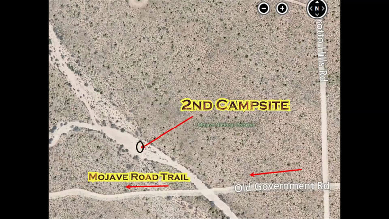 Day 2 of our expedition of the Mojave Trail, making stops at Camp Rock Springs, The Rock House and Government Hole