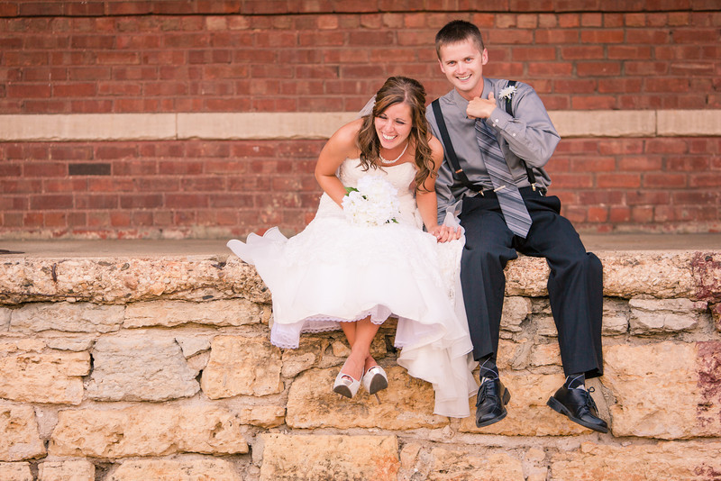 "<i>Ryan, we just wanted to thank you again for all our beautiful pictures. We really enjoyed working with you and getting to know you. You did such a great job not only capturing our big day but also capturing our personalities in the pictures. We can't thank you enough!"" </i>  - Kayla & Danny"