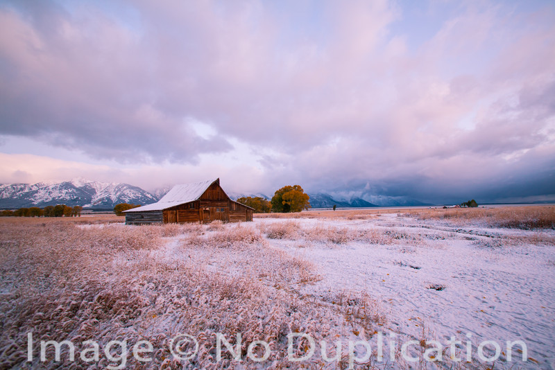 Moulton Barn Grand Teton National Park, Wyoming