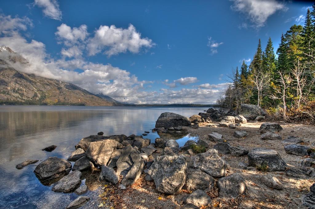 Grand Tetons NP - Jenny Lake Trail
