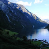 Gudvangen fjord, Norway