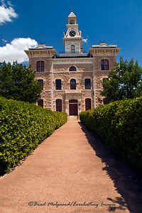 Shackelford County Court House - Albany, Texas