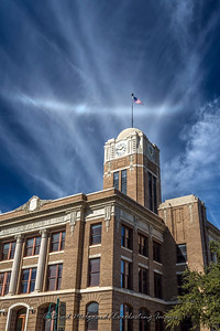Johnson County Courthouse-Cleburne, Texas