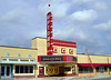 THE UPTOWN THEATER Grand Prairie, Texas  This theater has the dubious honor of being the site of my very first date. Her name was Jaylene and the movie was the science fiction classic, <i>The Day of the Triffids</i>. Was I smooth, or what?