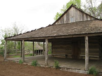 Settlers' cabin