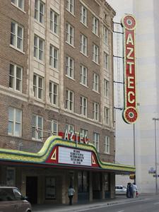 The Aztec cinema