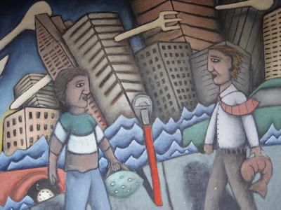 Massa's mural