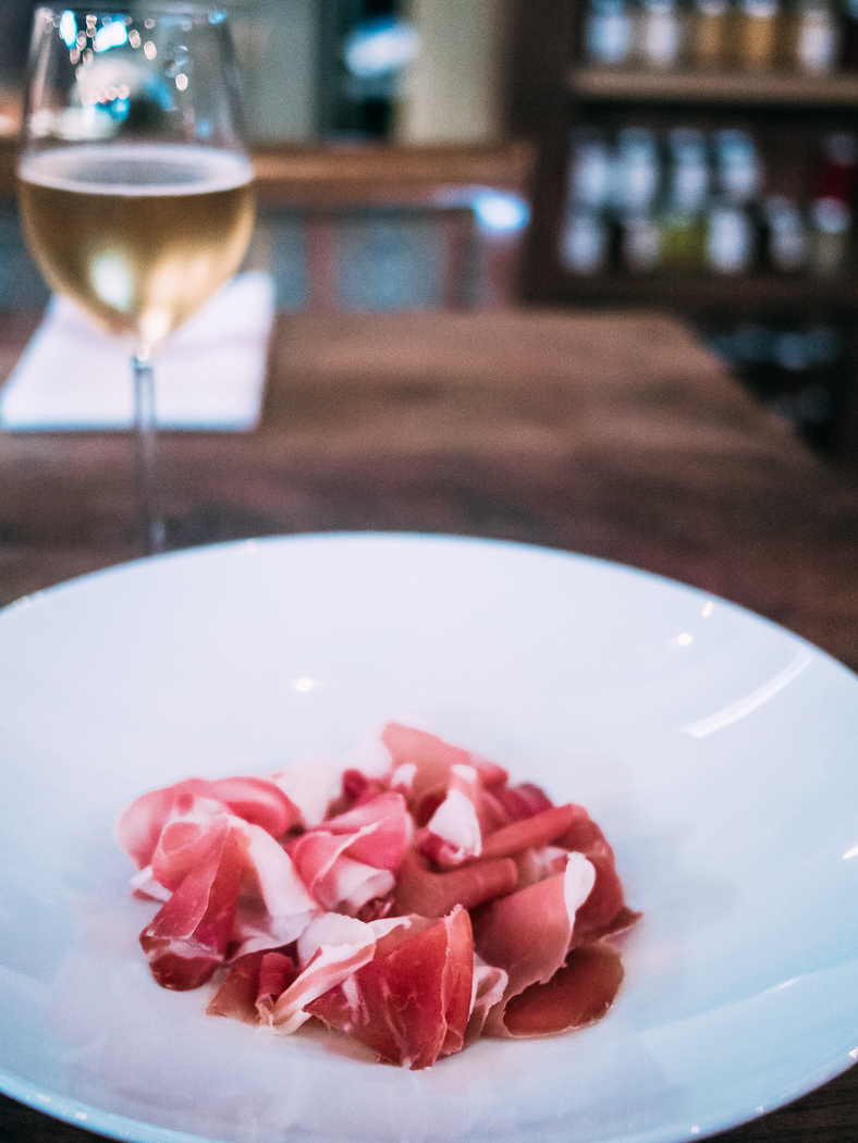Underbelly: One of the best restaurants in Houston, Underbelly uses Texan pigs finished on peanuts to make its prosciutto.