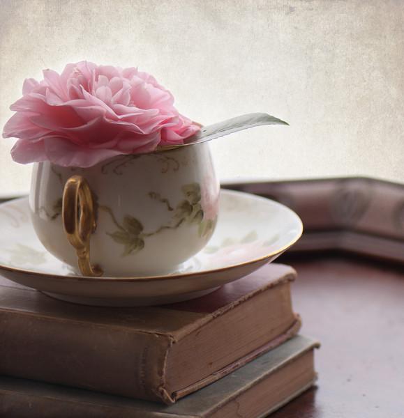 Camellia Tea Cup