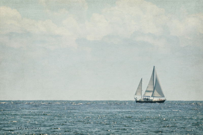 Sailing On The Gulf