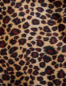 """Faux """"Leopard"""""""