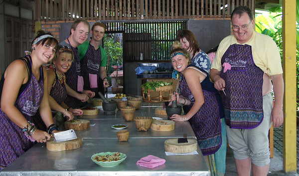 Thai One On – My experience learning to make Thai food