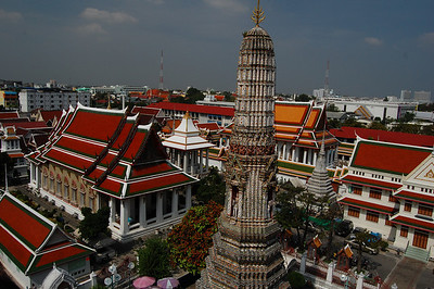Bangkok is temple-tastic!