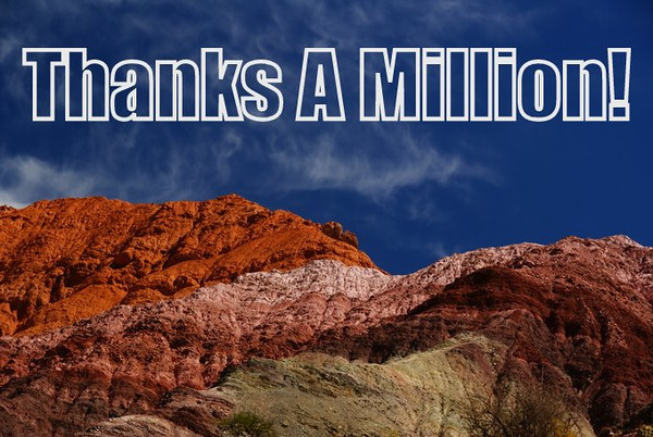 Nomadic Samuel Thanks a Million