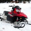 Tim's Snow Machine 800cc