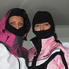 Amber (left) and Kristin