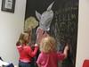 Chalkboard artistry