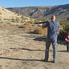Gary Newbold (Son-In-Law) shooting 12ga