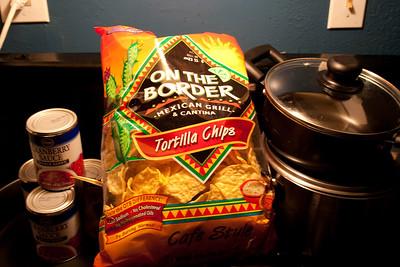 Tortilla Chips!