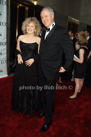 Mary Yeager, John Lithgow