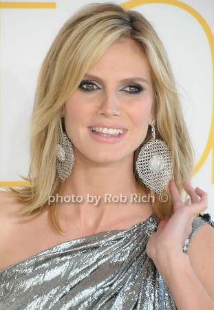 Heidi Klum<br /> photo by Rob Rich © 2009 robwayne1@aol.com 516-676-3939