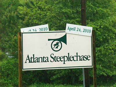 The 45th Annual Historic Atlanta Steeplechase.
