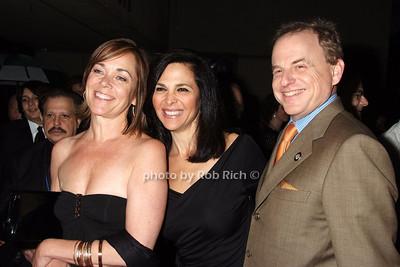 Marek Cantor, Barbara Manocherian, Douglas Denoff photo by Rob Rich © 2008 robwayne1@aol.com 516-676-3939