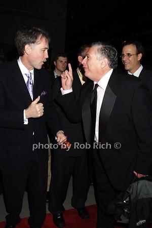 Boyd Gaines, Harvey Fierstein photo by Rob Rich © 2008 robwayne1@aol.com 516-676-3939