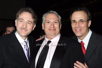 Boyd Gaines, Harvey Fierstein, guest photo by Rob Rich © 2008 robwayne1@aol.com 516-676-3939