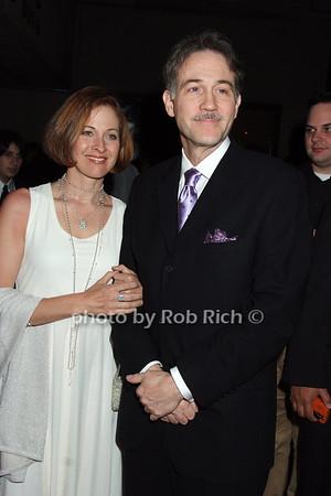 Kathleen McNenny, Boyd Gaines photo by Rob Rich © 2008 robwayne1@aol.com 516-676-3939